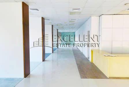 معرض تجاري  للايجار في منطقة النادي السياحي، أبوظبي - Showroom for Rent in TCA