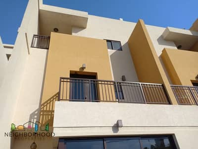 4 Bedroom Townhouse for Rent in Jumeirah Village Circle (JVC), Dubai - Well Maintained|4 bed+ Maid townhouse