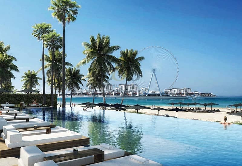 Luxury Waterfront Apartment | New Project in JBR