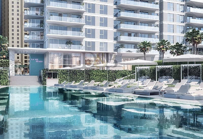 2 Experience Resort Style Living |New Project in JBR