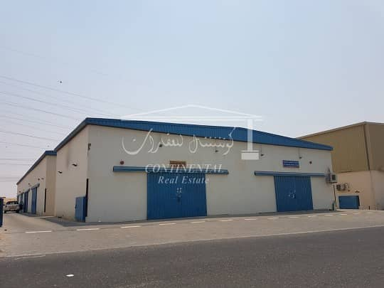 Near Dubai Spacious Warehouse, Industrial 18