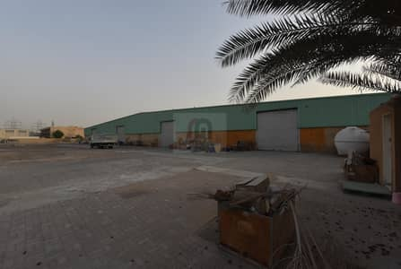 Mixed Use Land for Sale in Al Quoz, Dubai - Well-Maintained Big Warehouse for sale in Al Quoz