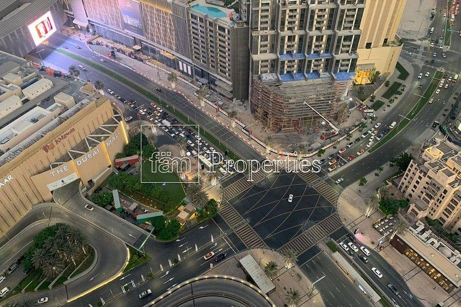 9 1BR Furnished | With Balcony | Boulevard View