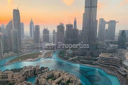 1 Bedroom Hotel Apartment for Rent in Downtown Dubai, Dubai - Modern Apartment in Burj Lake near Metro for Rent!