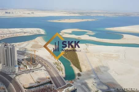 4 Bedroom Penthouse for Rent in Al Reem Island, Abu Dhabi - Full Sea view! 4+M Penthouse for rent | Vacant now
