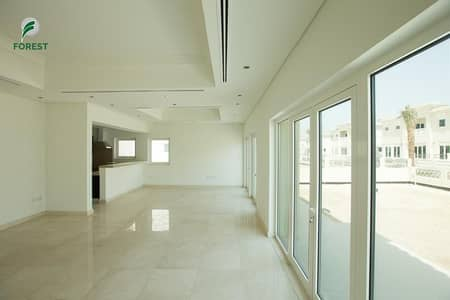 4 Bedroom Villa for Sale in Al Furjan, Dubai - Brand New Corner Five Bedroom Villa In The heart Of Furjan