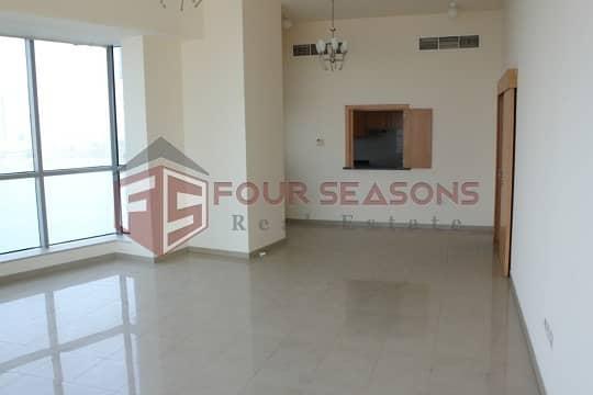 شقة في النخیل 1 غرف 500000 درهم - 4364285