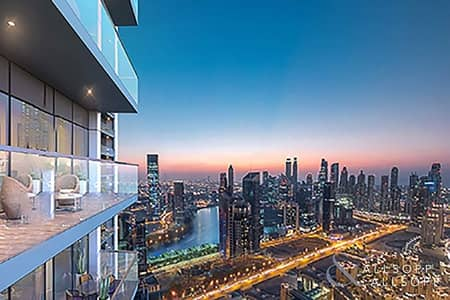 1 Bedroom Apartment for Sale in Business Bay, Dubai - Balcony   Off Plan   Well Priced   1 Bed