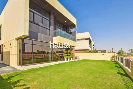 5 Bedroom Villa for Rent in DAMAC Hills (Akoya by DAMAC), Dubai - Luxurious VD1 | Golf view | Detached | Landscaped