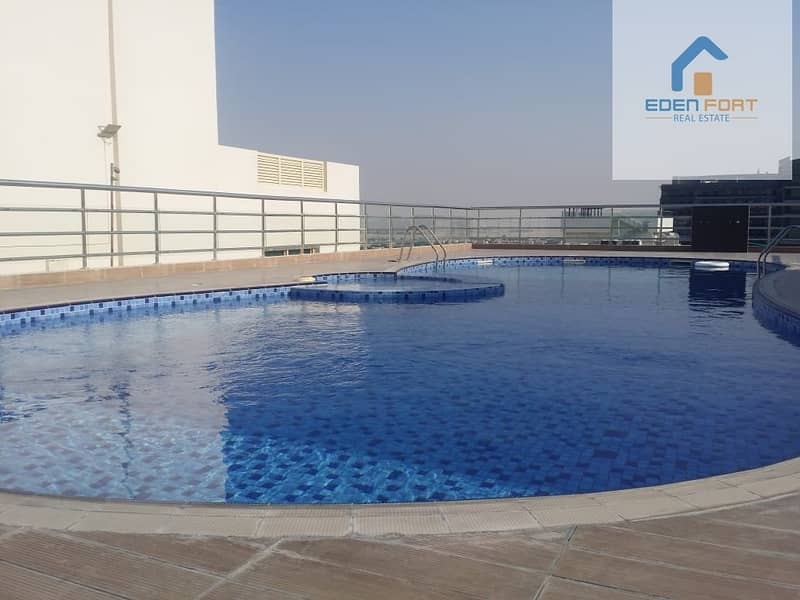10 2 BD apartment with huge balcony | Golf Course view