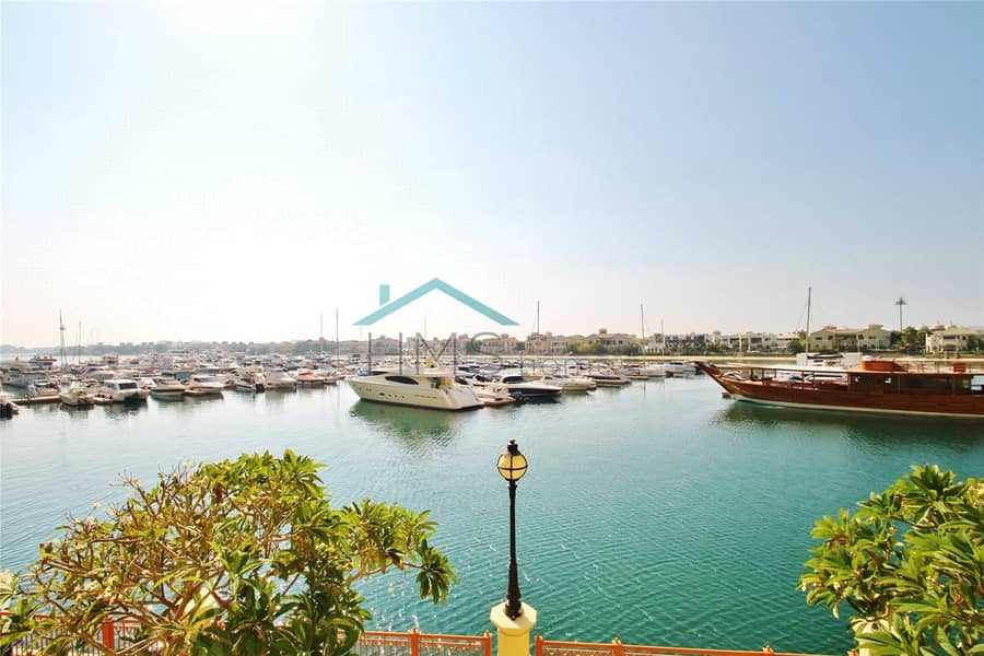 1 Marina Residence Townhouse Sea Views