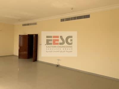 شقة 4 غرفة نوم للايجار في هضبة الزعفرانة، أبوظبي - Spacious Flat 4 Bedrooms near to Mushrif Mall in Abu Dhabi City
