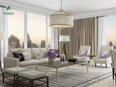Luxury Penthouse with Fountain View in IL Primo