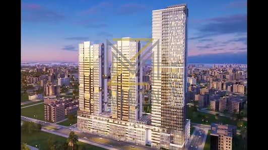 WHY RENT!!! OWN NOW!! an Amazing 1 Bedroom APT Only Downpayment 84K and 5000 Monthly - Bloom Towers AL KHAIL ROAD