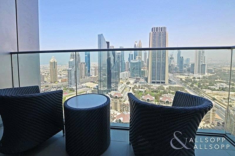 2 Bedroom | Full DIFC Views | High Floor