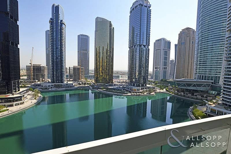 3 Beds | Unfurnished | JLT and Lake View