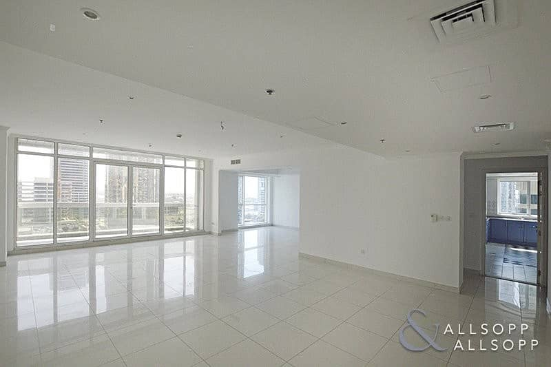 2 3 Beds | Unfurnished | JLT and Lake View