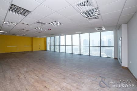 Office for Rent in Jumeirah Lake Towers (JLT), Dubai - Tiffany Tower   Fully Fitted   Unfurnished
