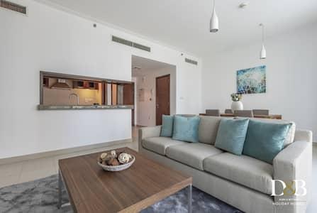 1 Bedroom Apartment for Rent in Dubai Marina, Dubai - Spectacular New Apartment by the Beach