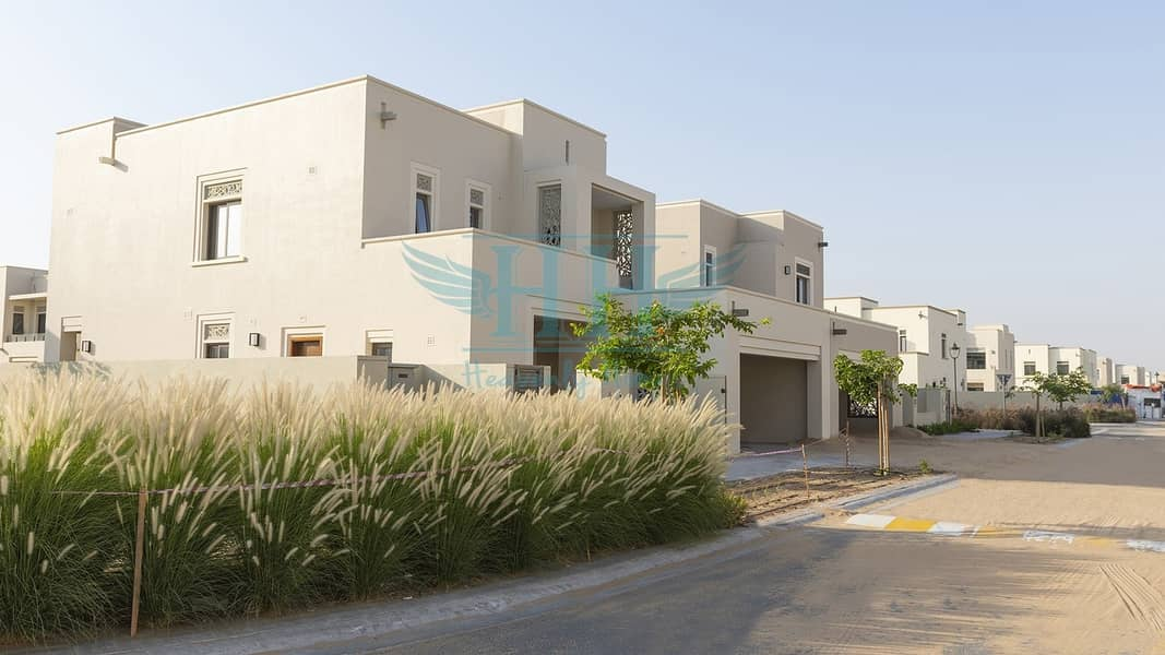 2 3 Bed+Maid | Brand New l Type 1 | Arabian Ranches 2