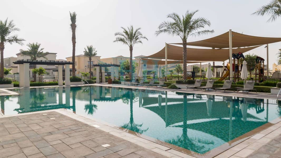 10 3 Bed+Maid | Brand New l Type 1 | Arabian Ranches 2
