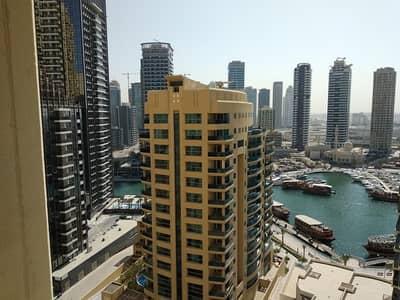 شقة 2 غرفة نوم للايجار في جميرا بيتش ريزيدنس، دبي - Furnished 2 Bed Apt. | Middle Floor | JBR
