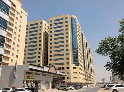 2 Bedroom Flat for Sale in Garden City, Ajman - HOT OFFER. 2 BED HALL FOR SALE IN ALMOND TOWER 220000