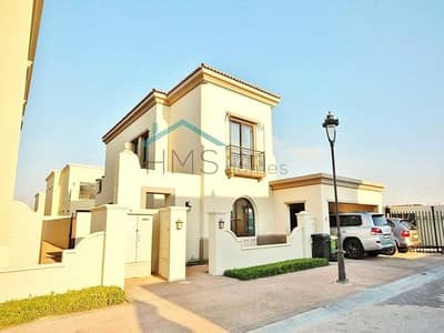 4 Bedroom Villa for Sale in Arabian Ranches 2, Dubai - TYPE 2|DOWNSTAIRS BEDROOM|OWNER OCCUPIED