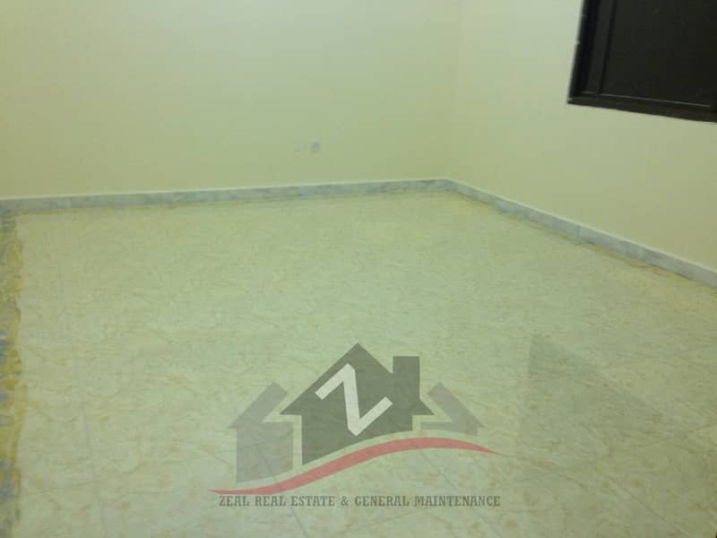 Monthly Studio In Villa at Al Zaab Behind Adnoc Station For 2400 Only