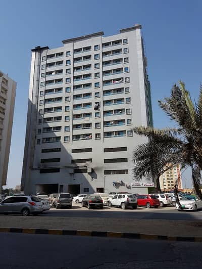 1 Bedroom Flat for Rent in King Faisal Street, Ajman - Full Road View 1 Bedroom Hall in King Faisal Street 19000