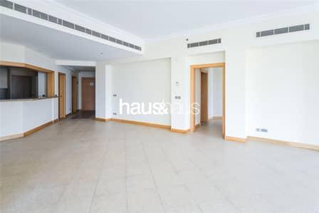 شقة 3 غرف نوم للايجار في نخلة جميرا، دبي - C-Type | Partial Sea View | Available Now