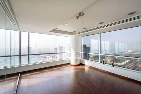 مکتب  للايجار في مدينة دبي للإعلام، دبي - Fitted Office | AC Included | High Floor