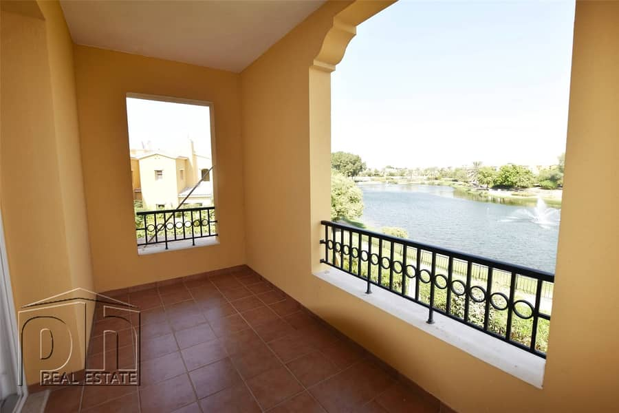 1 Exclusive - Full Lake View - Opposite Pool