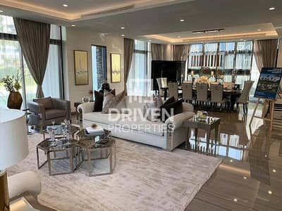 5 Bedroom Villa for Sale in DAMAC Hills (Akoya by DAMAC), Dubai - Fully Furnished Villa | 2 Yrs Post Hanover