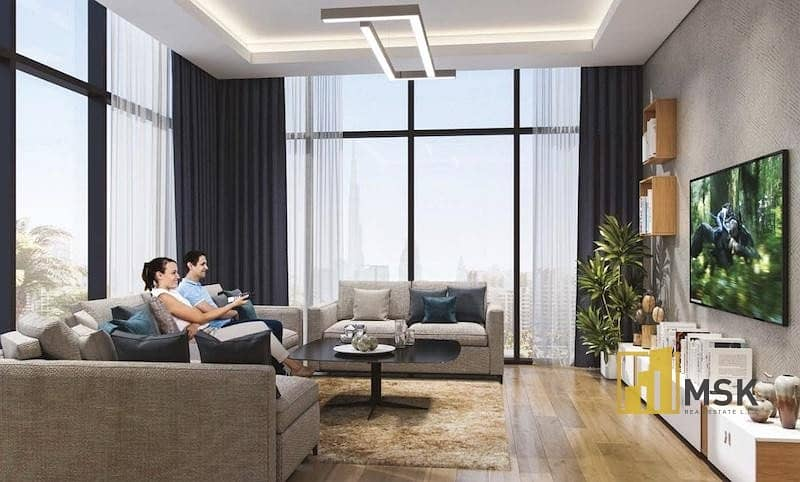 Affordable Upscale 1BR Apartment for sale in Meydan