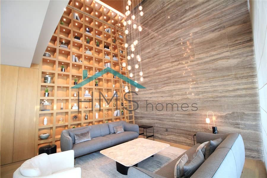 Very High Floor   4 Bed Penthouse   Larger Unit