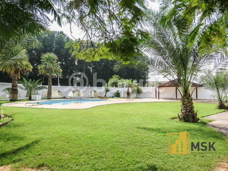 2 Beautiful 5 Bedrooms Compound Villa with Private Swimming Pool