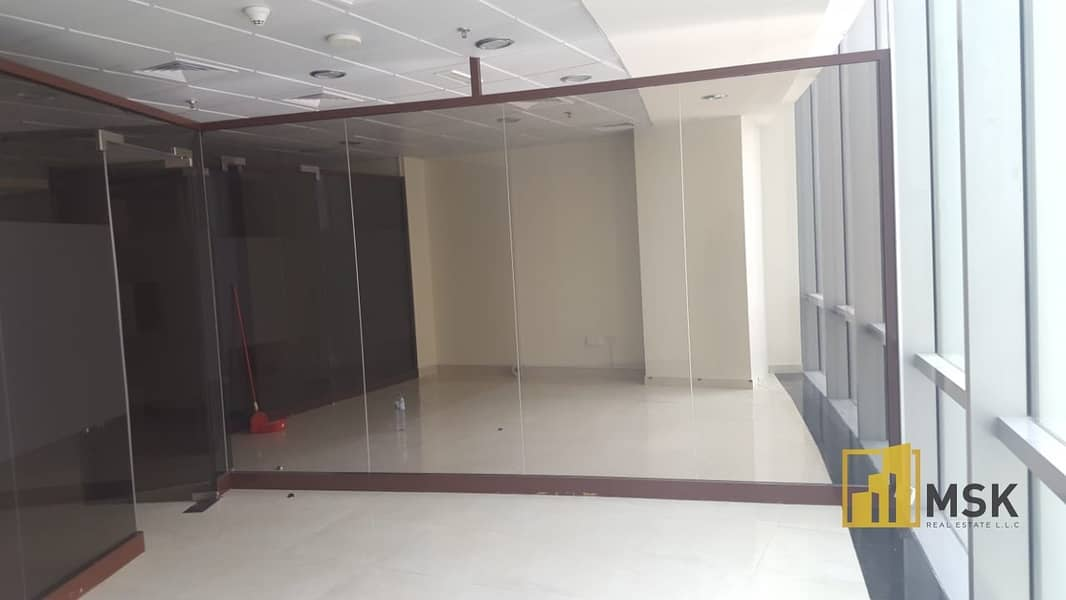 Fitted Office in Financial Center - South Tower - Emirates Financial Towers