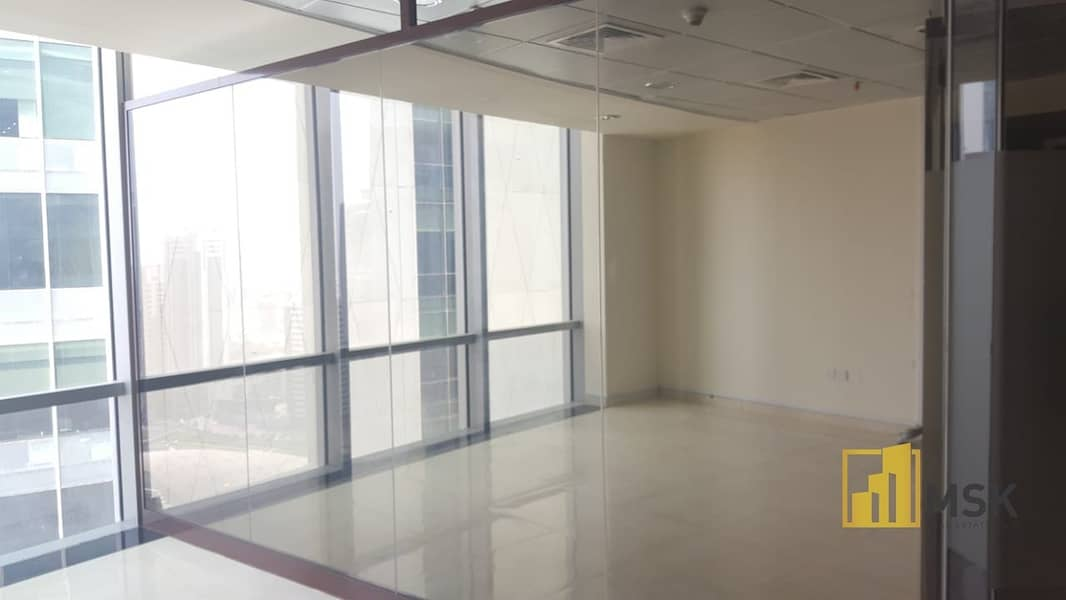 2 Fitted Office in Financial Center - South Tower - Emirates Financial Towers