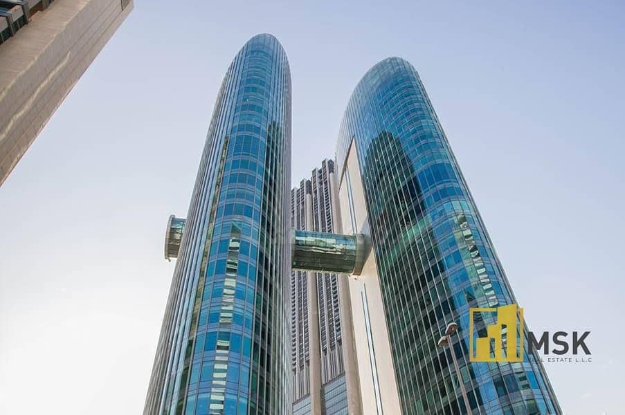 16 Fitted Office in Financial Center - South Tower - Emirates Financial Towers
