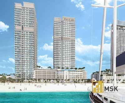 شقة 1 غرفة نوم للبيع في دبي هاربور، دبي - 11% RETURN | POST HANDOVER PAYMENT | PRIVATE BEACH | HOLIDAY HOME