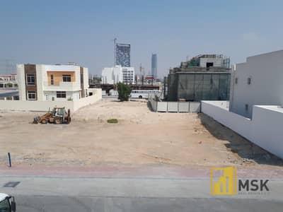 Plot for Sale in Jumeirah Village Triangle (JVT), Dubai - G+1 Plot for sale   Excellent Location