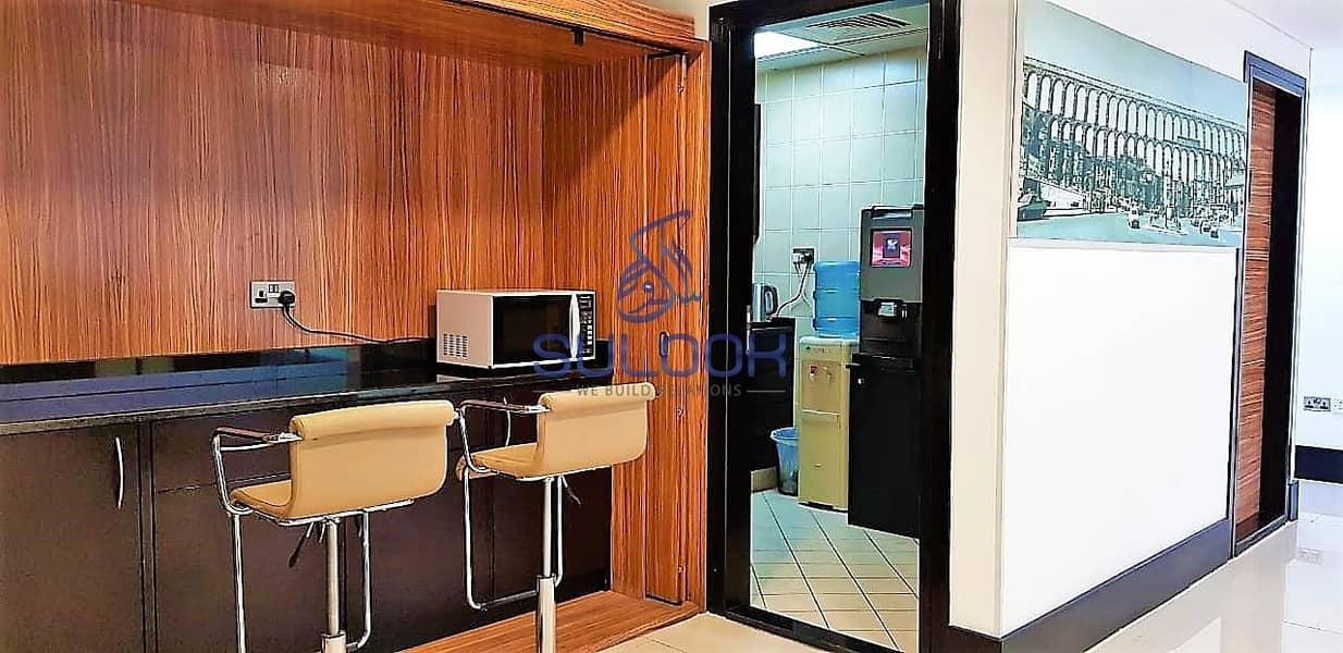 2 Elegant Office including all facilities near CORNICHE