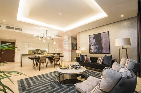 Studio for Sale in Business Bay, Dubai - 24% Returns over 3 Years | Fully Furnished Sterling Apt