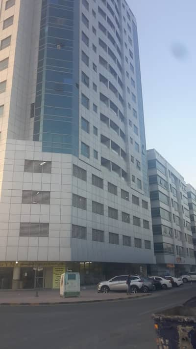 1 Bedroom Apartment for Sale in Garden City, Ajman - cheap flat in garden city -- almond tower