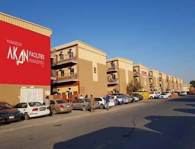 سكن عمال  للايجار في القوز، دبي - Camp Elevation 1