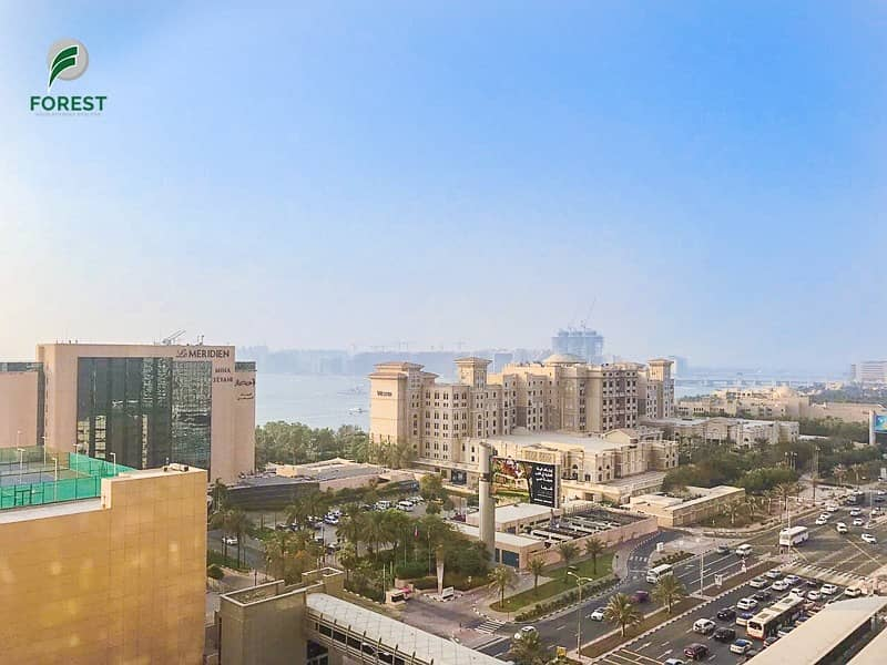 Full Sea View| Furnished | Well-Maintained | 1BR
