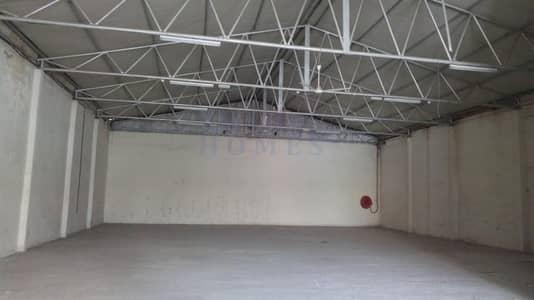 مستودع  للايجار في الخبيصي، دبي - Big Warehouse in Al Khabaisi