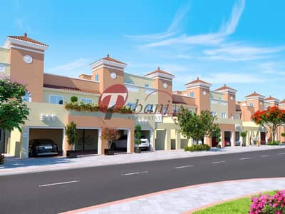 4 Bedroom Townhouse for Sale in Dubai Sports City, Dubai - post handover 7 years