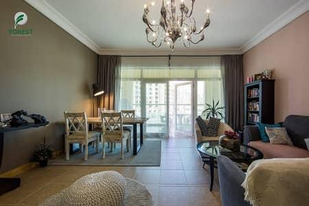 شقة 2 غرفة نوم للبيع في نخلة جميرا، دبي - Exclusive | 2BR+Maids with Full Park View | Type D